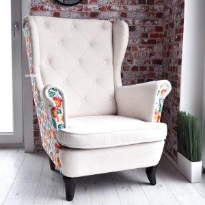 Krzesło chesterfield