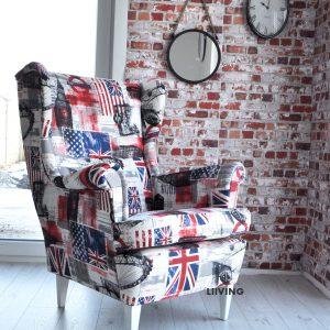 Fotel uszak LONDONELove