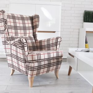 Fotele Uszak Liiving Sklep Z Meblami W Stylu Skandynawskim
