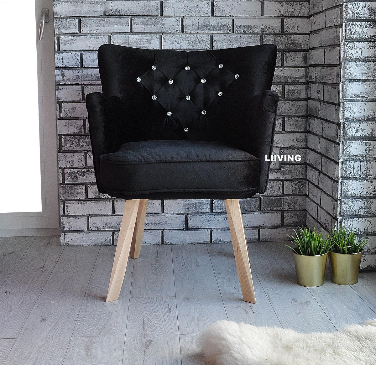 foteli + brylanty